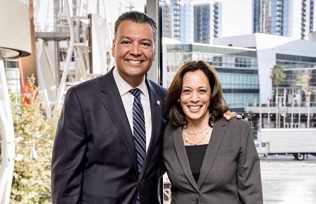 Alex Padilla To Replace Kamala Harris, Becoming CA's First Latino U.S. Senator