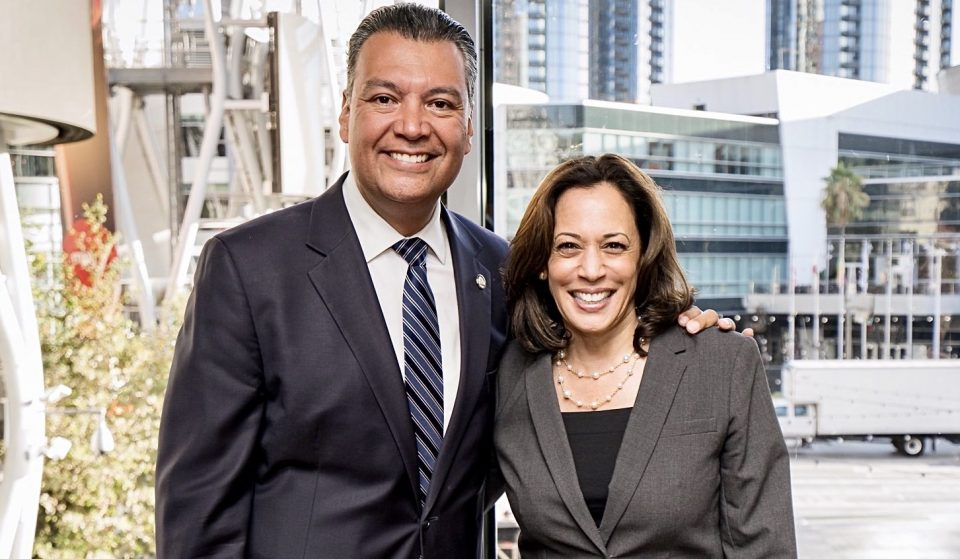 Alex Padilla To Replace Kamala Harris, Becoming CA's First Latino U.S. Senator