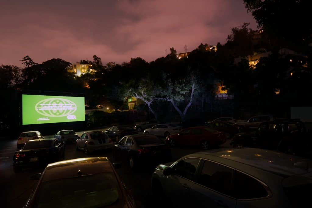 7 Drive-In Movie Night Pop-Ups Happening In L.A. This Janurary