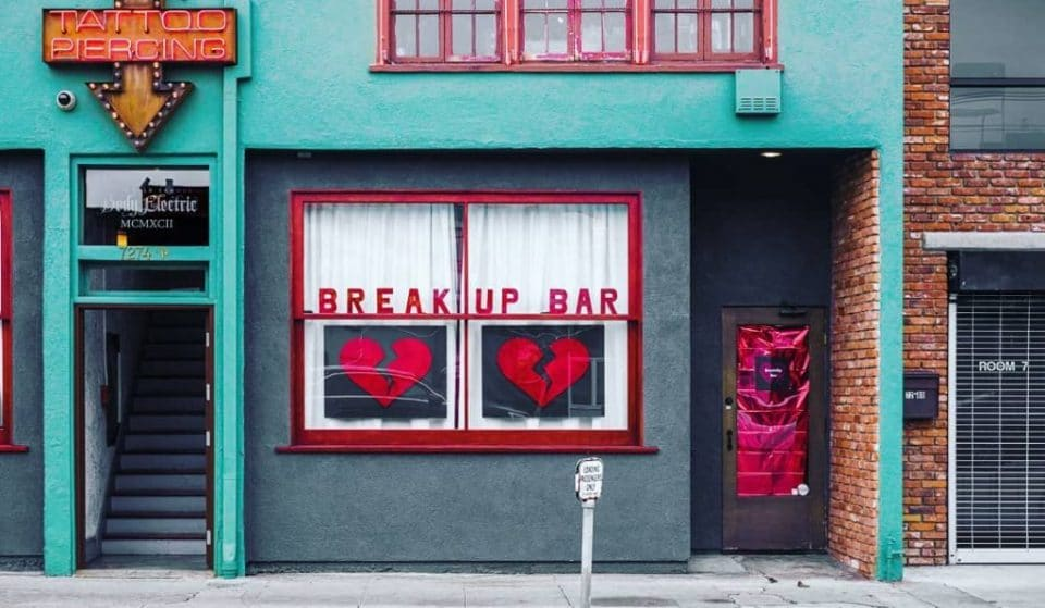 Ditch The Cliches And Join This Anti-Valentine's Day Pickup Pop-Up Experience