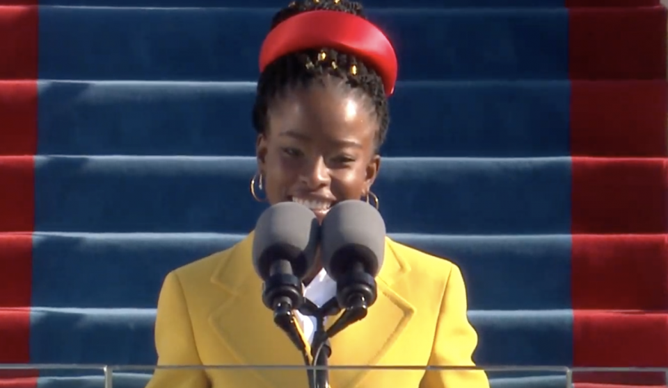 WATCH: 22-Year-Old L.A. Native Amanda Gorman Make History As Youngest Inaugural Poet