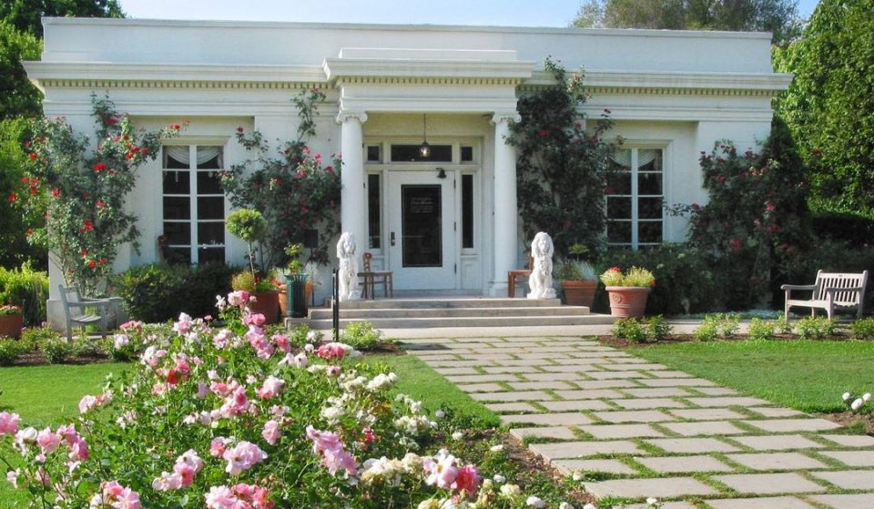 The Huntington Has Revealed Plans To Renovate And Expand Its Historic Tea Room