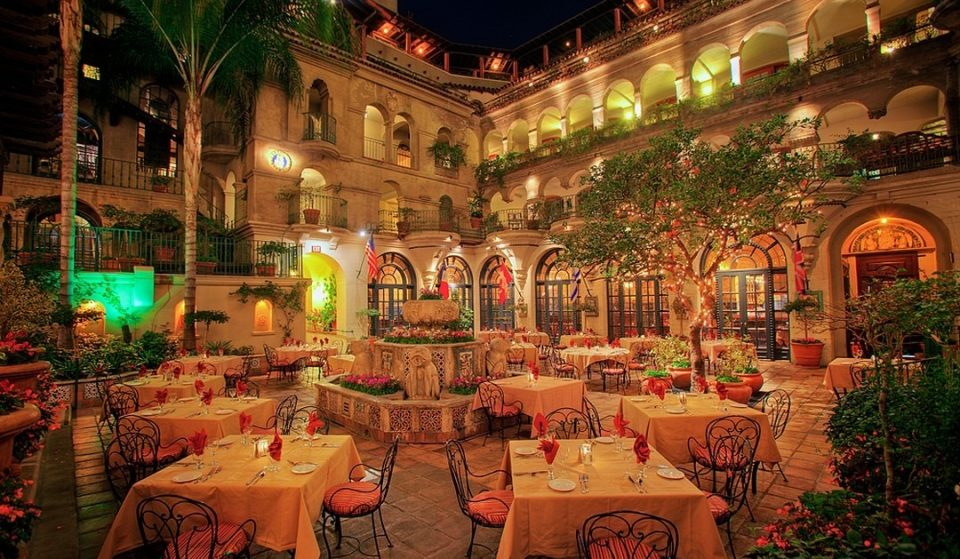 This Breathtaking Historic Hotel & Spa In Riverside Is Straight Out Of A Fairy Tale