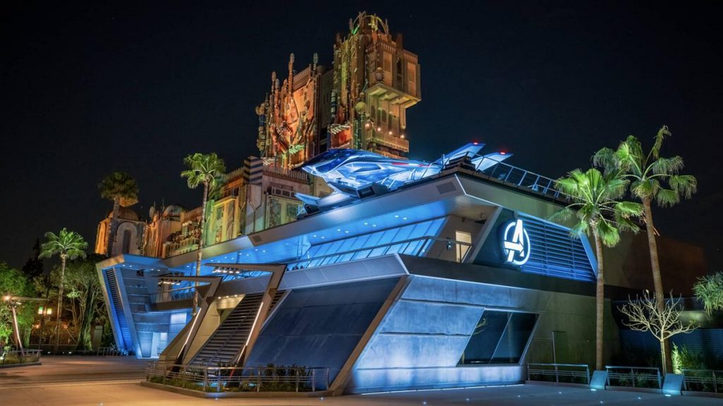 Avengers Campus Is Finally Open At Disney's California Adventure