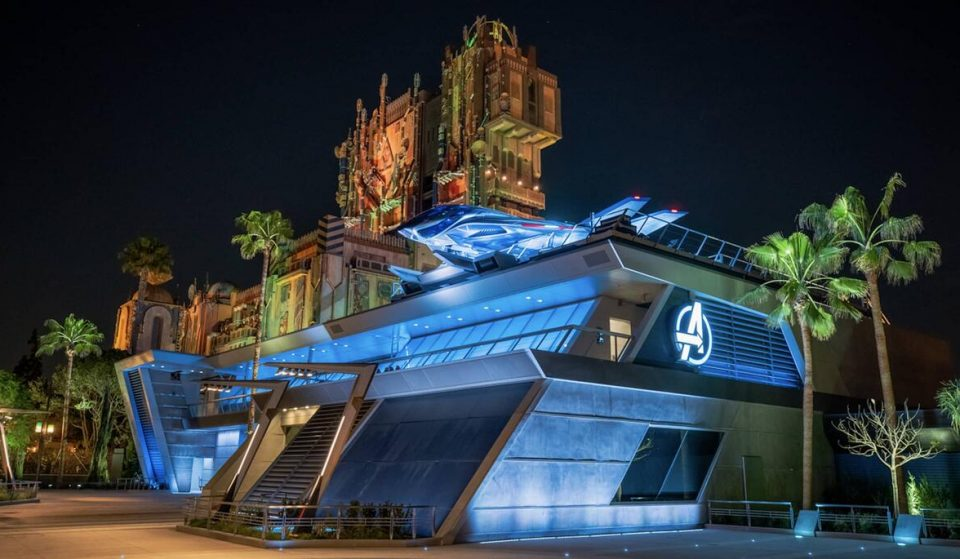 Avengers Campus Is Finally Opening At Disney's California Adventure On June 4!