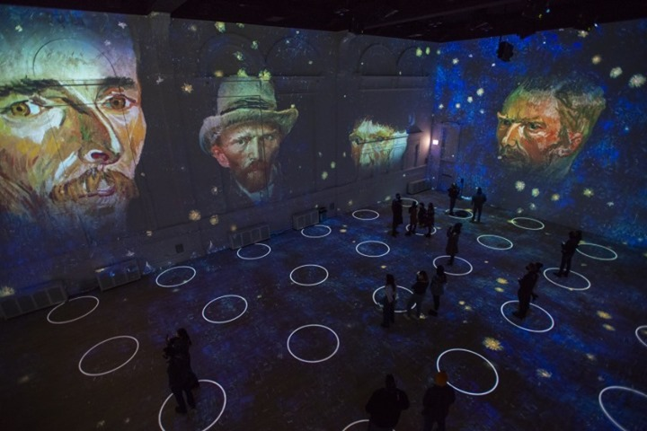 This State-Of-The-Art 'Immersive Van Gogh' Exhibition Is Coming To L.A. In May