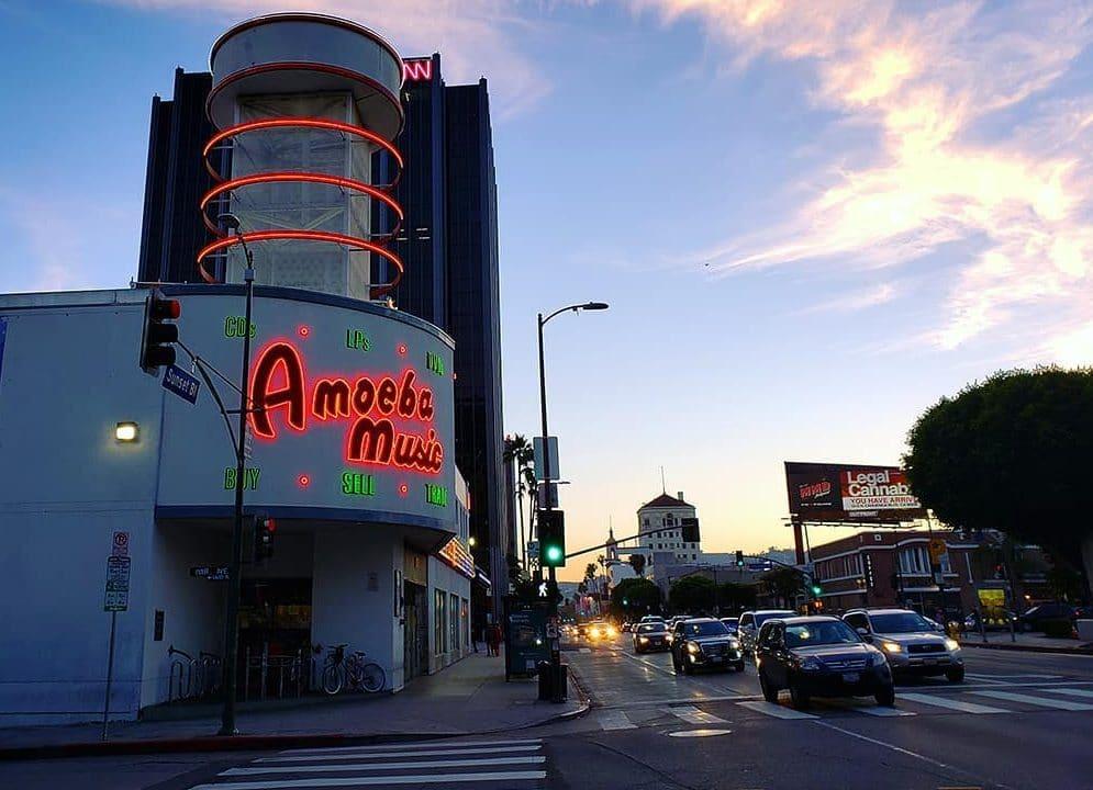 Amoeba Will Debut Its New Hollywood Store Tomorrow