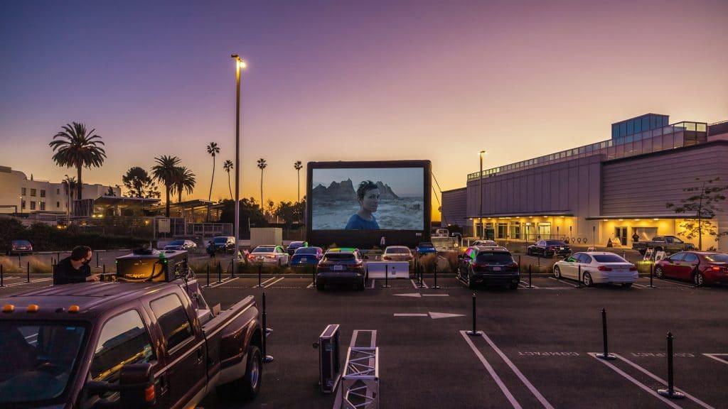 WE Drive-Ins Will Be Screening 'Godzilla Vs. Kong' At This Outdoor Cinema In Santa Monica
