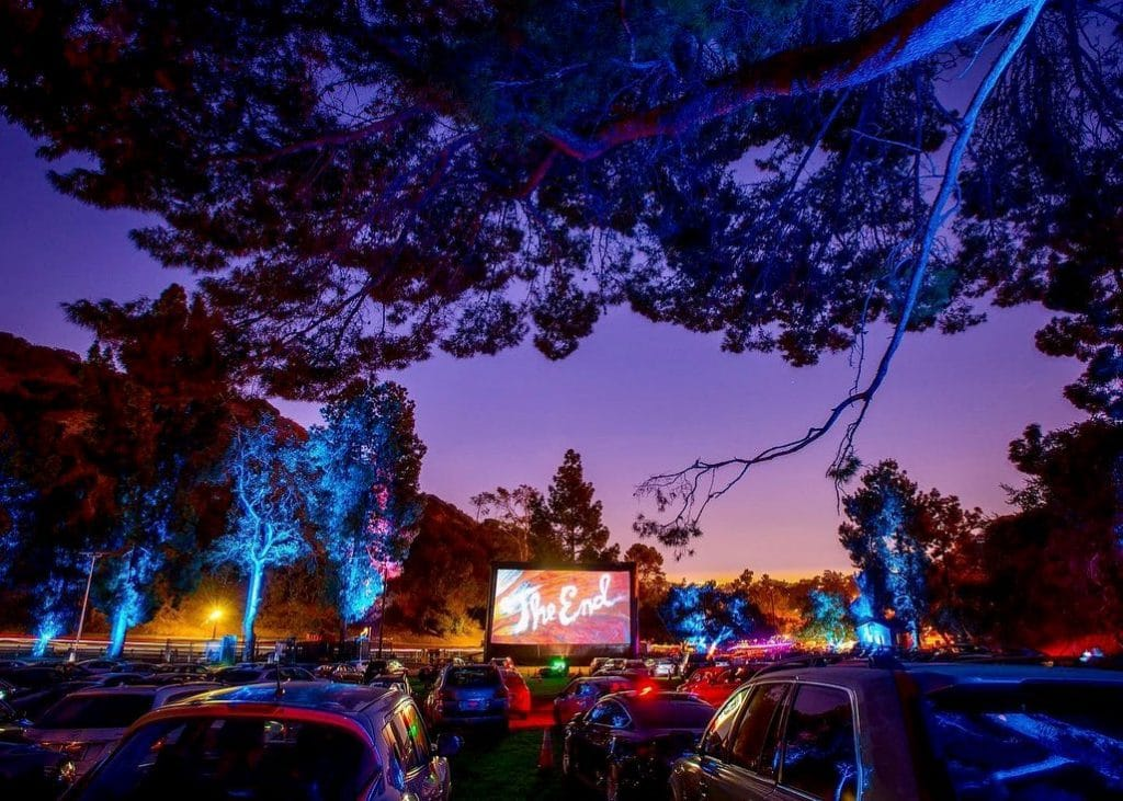 Cinespia's Drive-In Series Returns To The Greek Theatre This Weekend