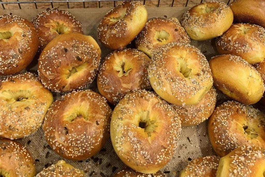 The NY Times Declares That CA Is Home To The Best New York-Style Bagels