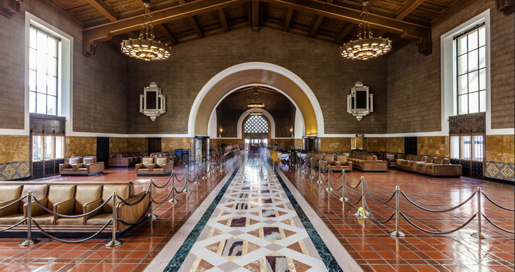 The Iconic Union Station Will Host The Oscars For The First Time Ever