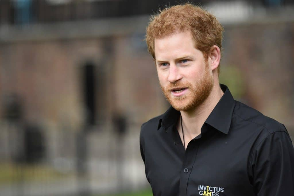 Prince Harry Hired At San Francisco Company BetterUp