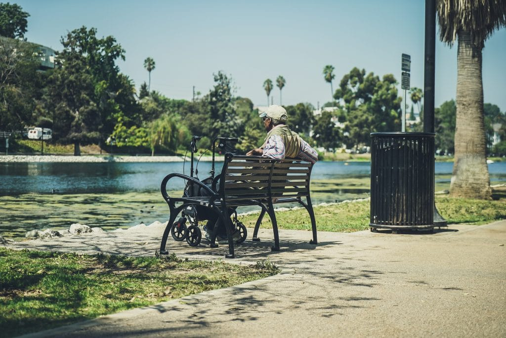 Echo Park May Close For Repairs, Moving Over 100 Tents In The Vicinity