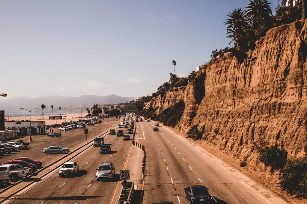 9 Spectacular Drives To Take Around L.A. At Least Once