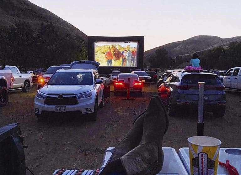 L.A.'s Most Visually Stunning Drive-In Series Is Back At Two Gorgeous Open-Air Locations