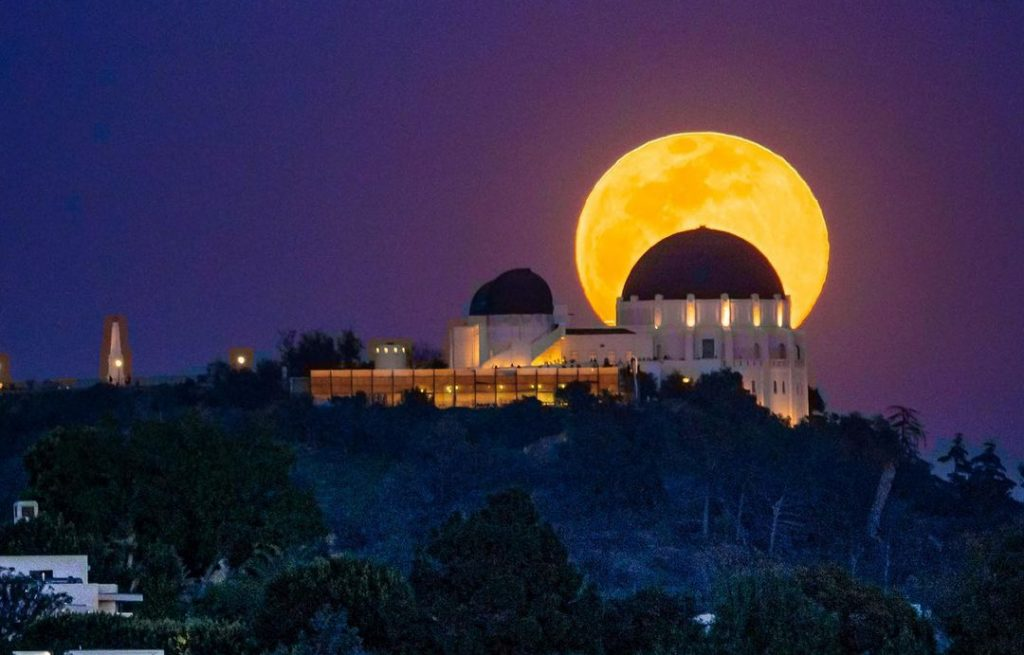 A Gallery Of The First Full Moon Of Spring Looking Absolutely Stunning