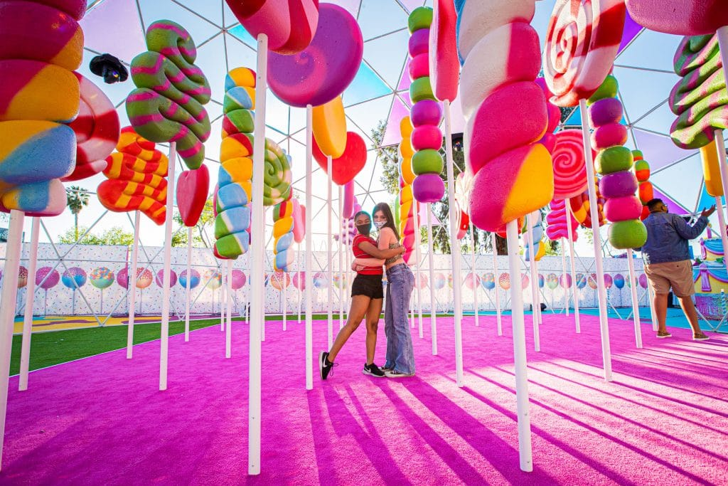 A Huge Candytropolis Has Just Opened And It's Sure To Sweeten Your World