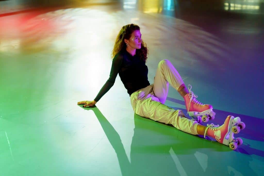 Skate Back To The 90s At Freeform's Free 'Cruel Summer' Pop-up Roller Rink