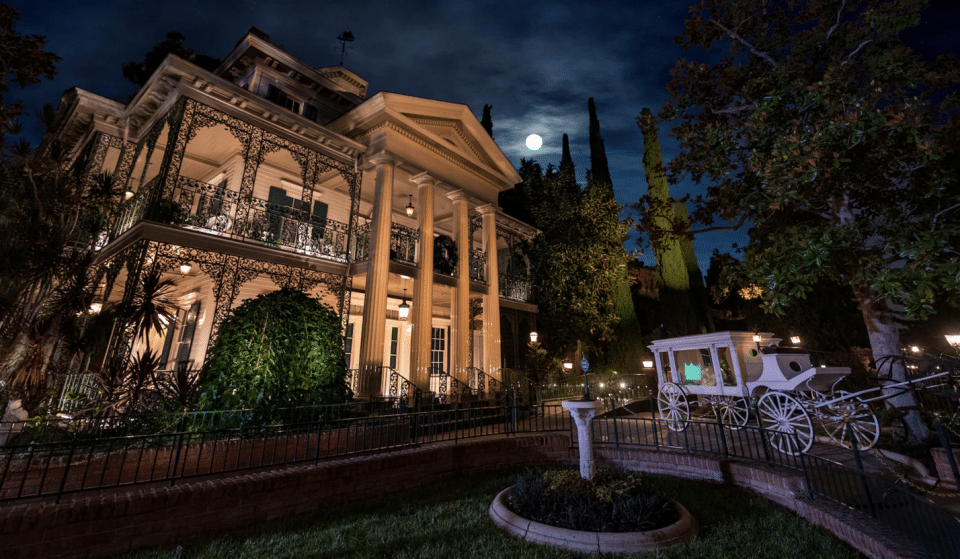 Disneyland Has Revealed Frightful Additions To The Haunted Mansion