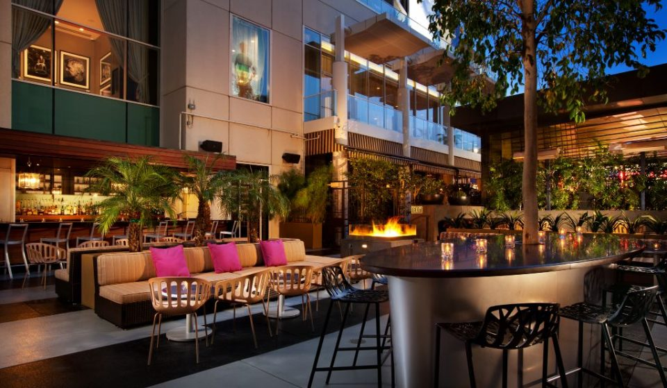 Hollywood's Fiery 'Torched' Pop-Up Is Lighting Up L.A.'s Dining Scene This Summer