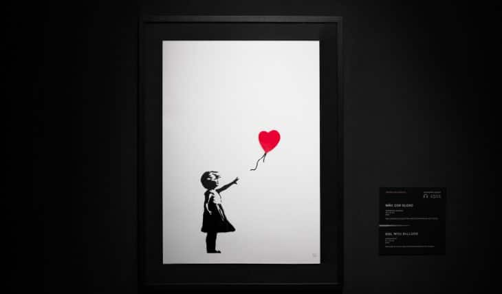 Tickets Are Now On Sale For L.A.'s Epic Banksy Street Art Exhibition