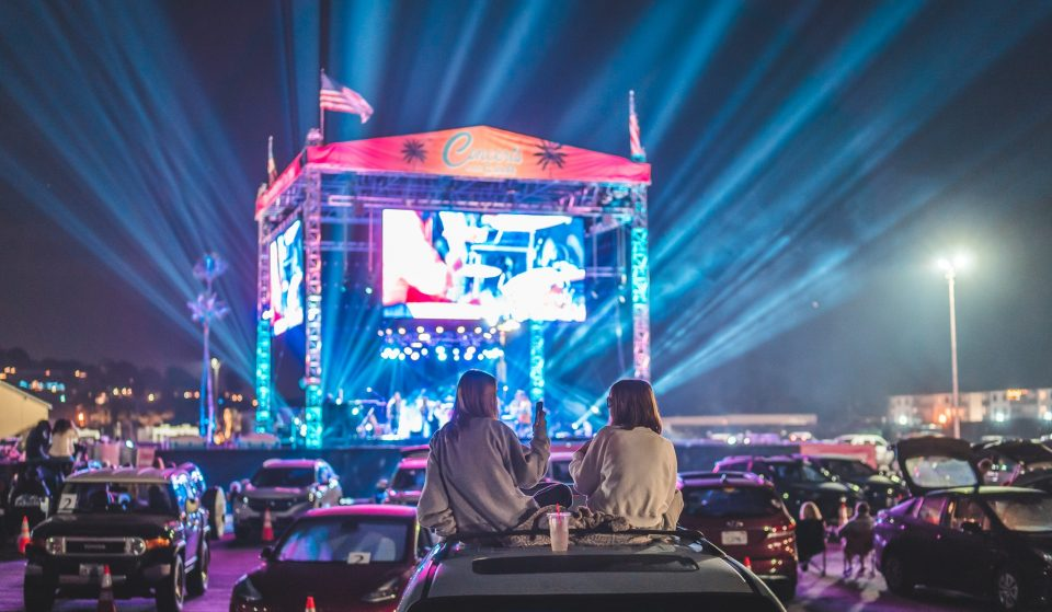 See Multi-Platinum-Selling WAR Perform On This Incredible 360-Degree Stage This May