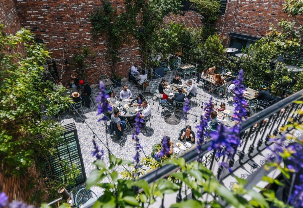 15 Amazing Al Fresco Patios Around L.A. That You Need To Check Out