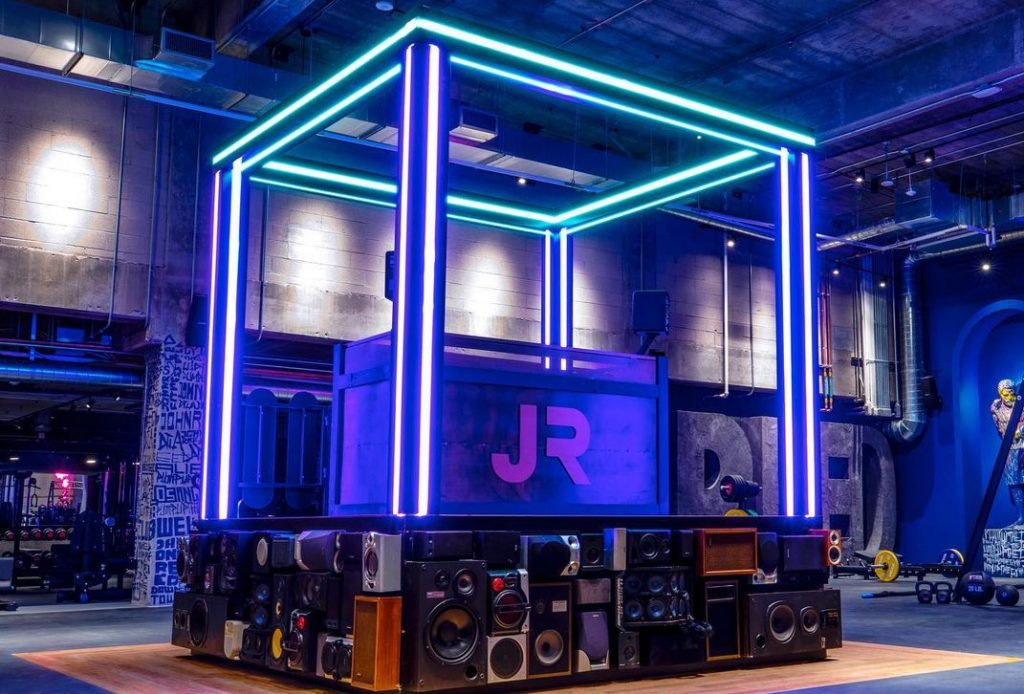 State-Of-The-Art John Reed Fitness Club Brings A Music-Fueled Playground To DTLA