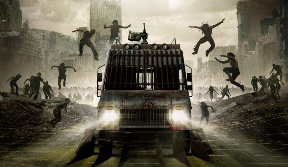 The Location For LA's Pulse-Racing 'Army Of The Dead' VR Adventure Has Just Been Revealed
