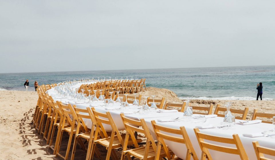 This Dreamy Outdoor Pop-Up Dinner Series Is Back In CA From June