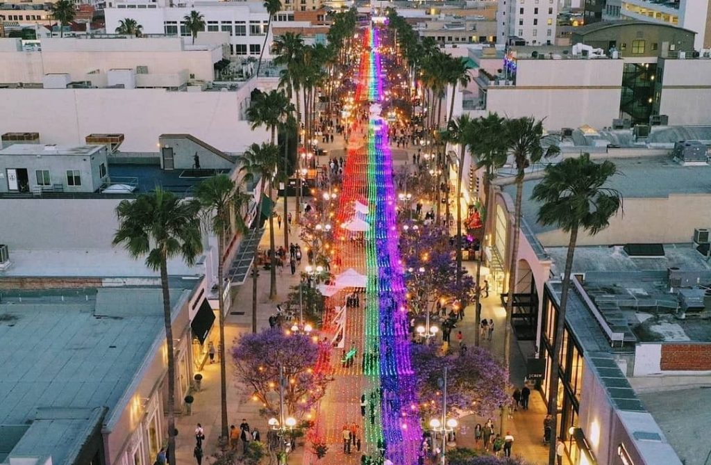 7 Amazing Pride Installations And In-Person Events Happening In L.A. This Weekend