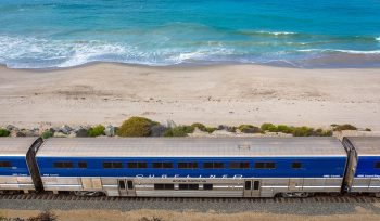 Amtrak Is Offering $200 Off Its 30-Day Rail Passes