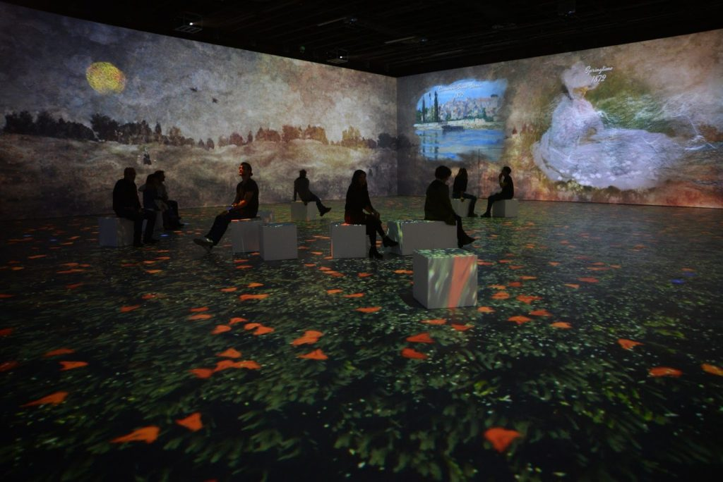 A Breathtaking, Multisensory Monet Exhibit Is Coming To L.A.