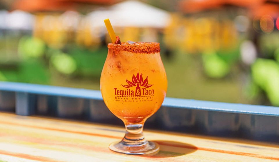 CA's Largest Traveling Tequila & Taco Music Festival Is Coming L.A. Shores This July