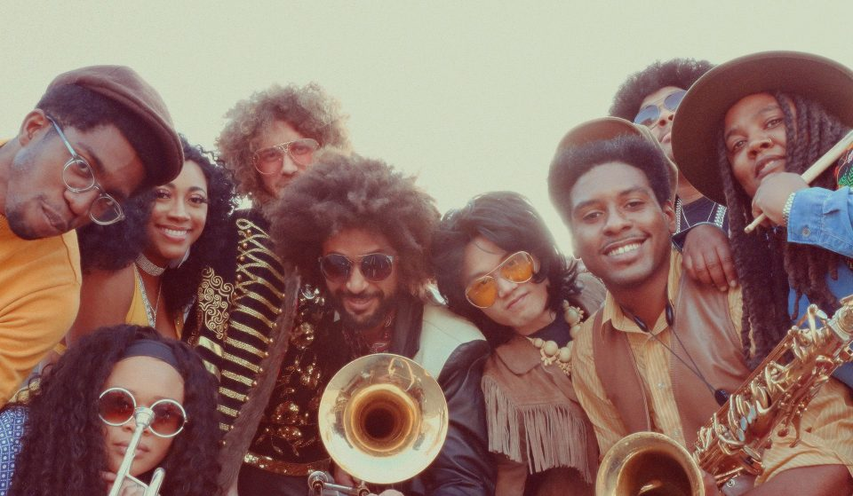 Relive L.A.'s Legendary 1973 Funk Music Scene With This Narrative Outdoor Concert