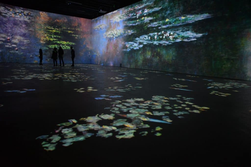 This Mesmerizing Immersive Monet Exhibit Is Coming To L.A.—And Tickets Have Just Been Released!