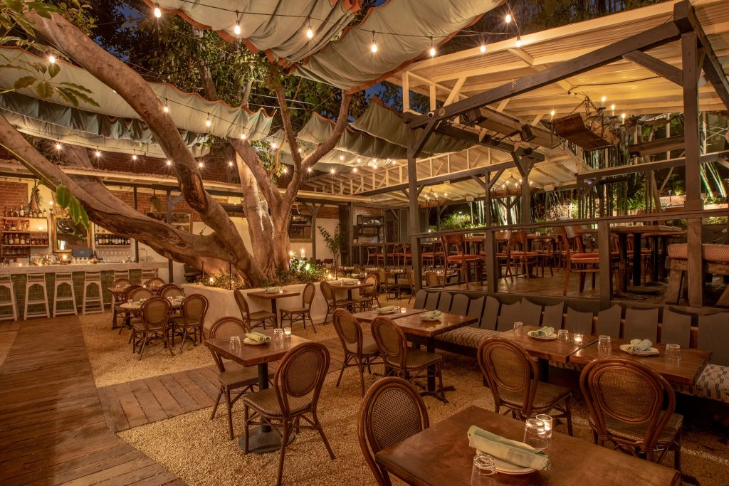 The Dreamy Bacari Silver Lake Has Opened In The Former Cliff's Edge Space