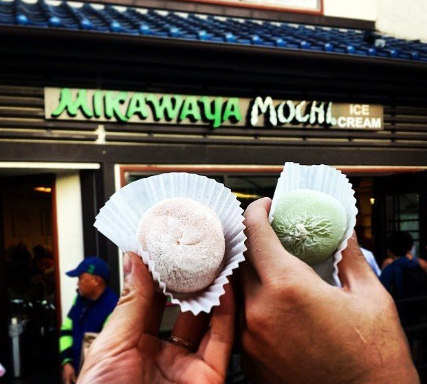 111-Year-Old Mochi Ice Cream Shop Mikawaya In Little Tokyo Closes For Good