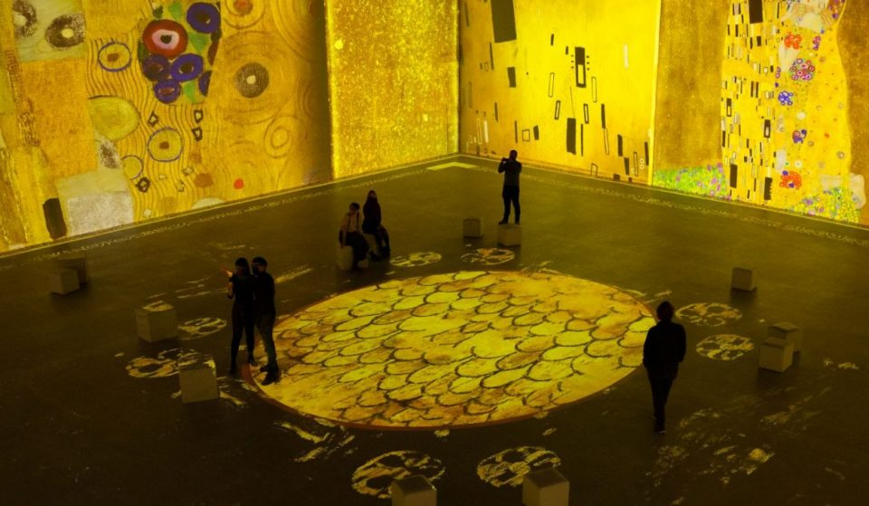 Tickets To L.A.'s Vivid 360-Degree Klimt Exhibit Have Just Been Released