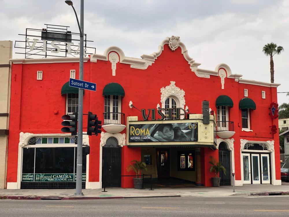 Quentin Tarantino Acquires L.A.'s Landmark Vista Theatre