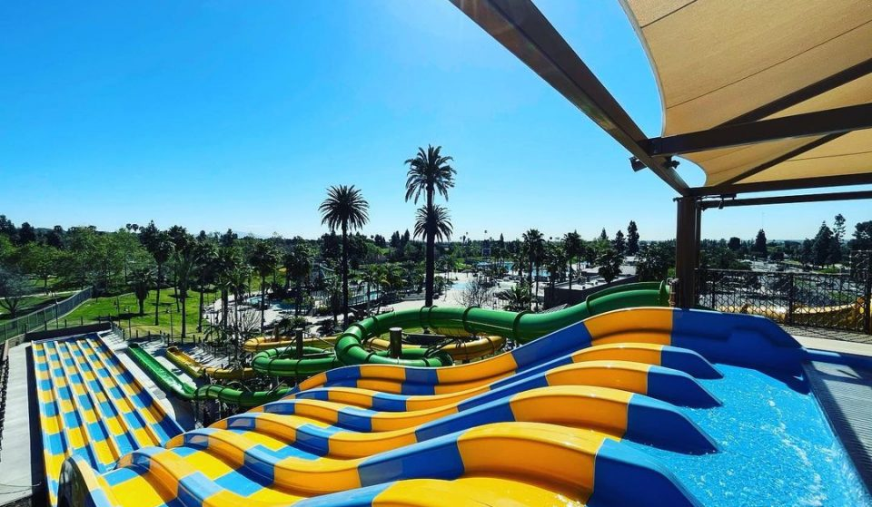 5 Incredible Water Parks Around L.A. To Cool Off At This Summer