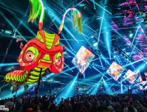 Follow Alice Through The Imaginative Realms Of Beyond Wonderland At This Epic Electronic Music Festival