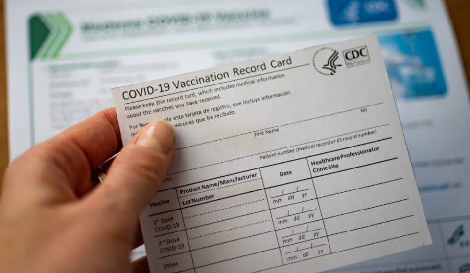 Here's How To Get Your Digital COVID-19 Vaccine Card