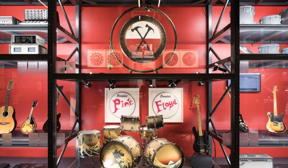 This Epic Pink Floyd Exhibition In L.A. Is Now Open!