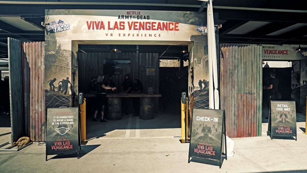 Here's Why The 'Army Of The Dead' The Most Thrilling Location-Based VR Experiences Ever