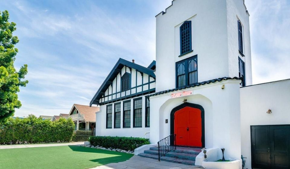 LA's 'House Of Spirits' Is Taking Over A Historic Manor In Highland Park This Fall