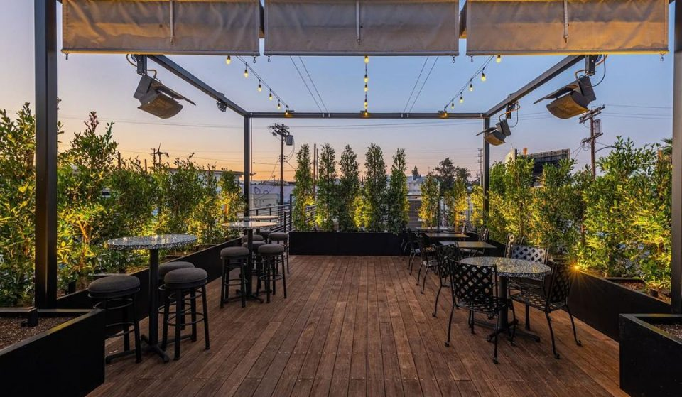 6 New Rooftops Spots You Need To Check Out In L.A.