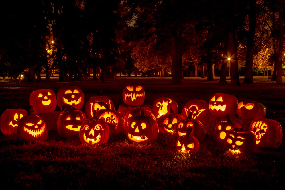 Descanso Garden's Mile-Long Trail Of Carved Pumpkins Returns This Fall
