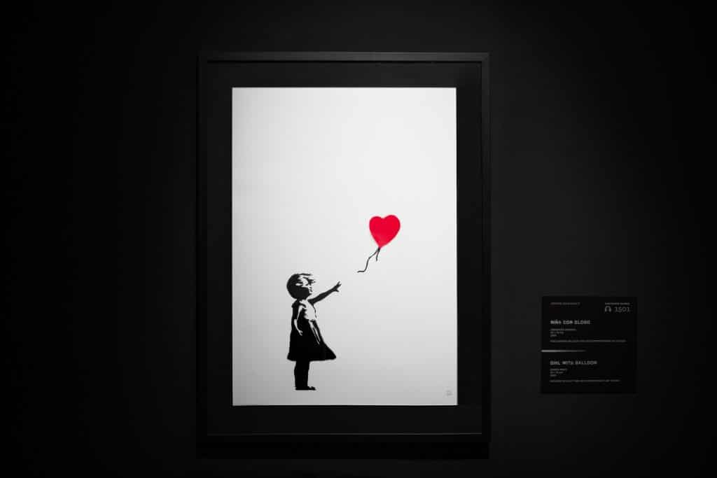 L.A.'s Highly-Anticipated Banksy Exhibition Is Taking Over A Warehouse In Culver City This Month!