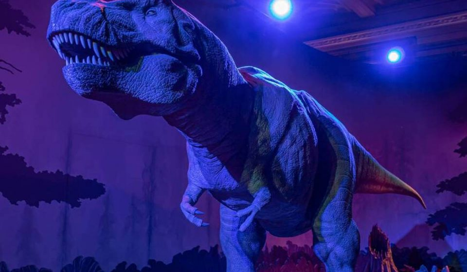 Tickets Are Now On Sale For LA's Magnificent Dinosaurs Exhibit